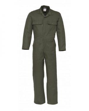 Overall leger groen