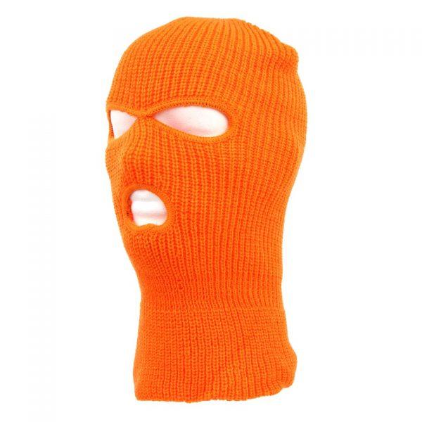 , Fostex BIVAKMUTS 3-GAATS Oranje, deDump.nl
