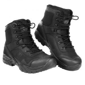 101 INC PR. RECON BOOTS MEDIUM-HIGH – Zwart Militaire schoenen