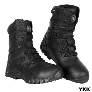 101 INC PR. TACTICAL BOOTS RECON – Zwart Militaire schoenen