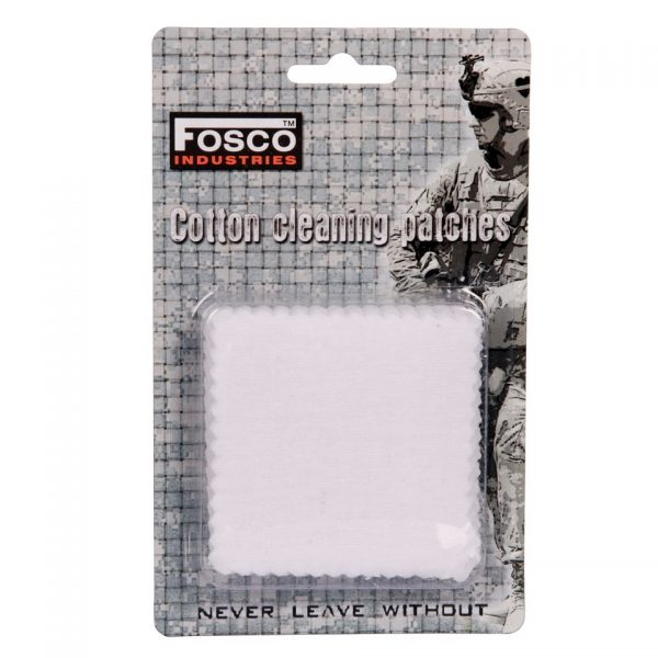 , Fosco COTTON CLEANING PATCHES, deDump.nl