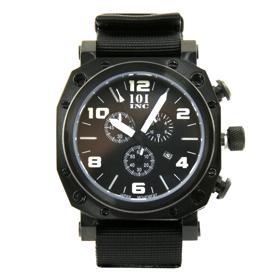 HORLOGE SPECIAL OPS NYLON BAND VO 1955