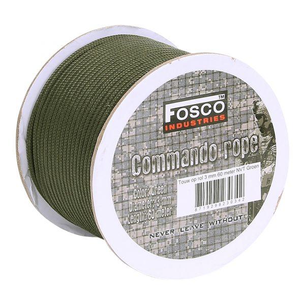 , Fosco TOUW OP ROL 3 MM 60 METER, deDump.nl