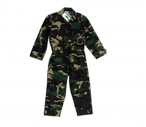 , Camouflage Pilot Overall Junior, deDump.nl