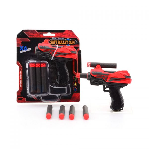 , SERVE & PROTECT SHOOTER STARTER SET MINI + 6 PIJLEN #30, deDump.nl