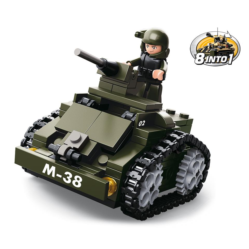 SLUBAN ARMOURED CAR M38-B0587C #16077
