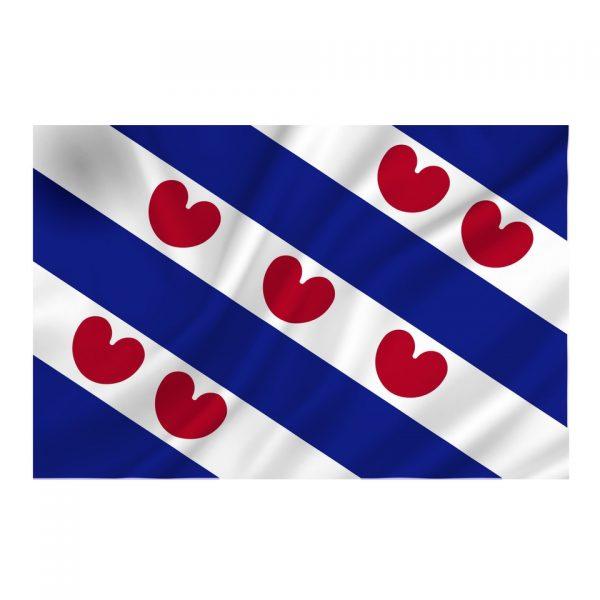 , Vlag Friesland/Fryslân, deDump.nl