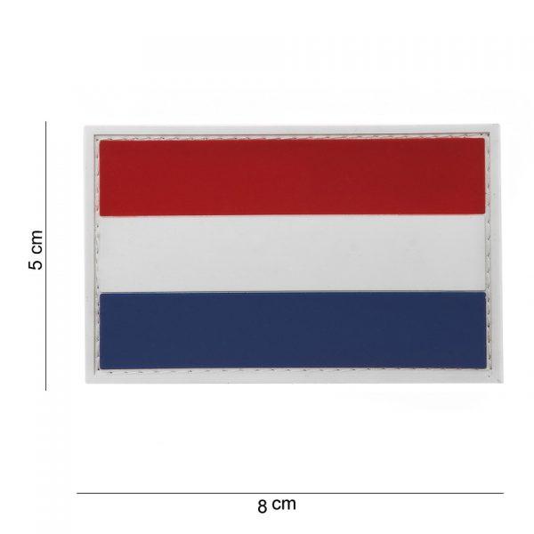 , EMBLEEM 3D PVC NEDERLAND #11180, deDump.nl