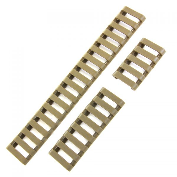 , 101 INC 18-SLOT LADDER LOWPRO RAIL COVER EX 330 ONLY FOR AIRSOFT!!, deDump.nl