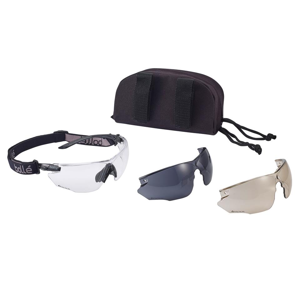 Afbeeldingsresultaat voor combat kit bril platinum (combkitn)