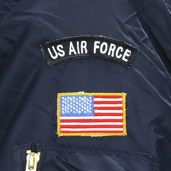 , Fostex MA-1 bomber jack USAF, deDump.nl