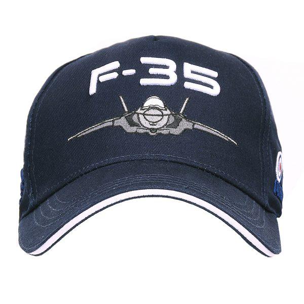 , Fostex Baseball cap F-35 Royal Air Force, deDump.nl