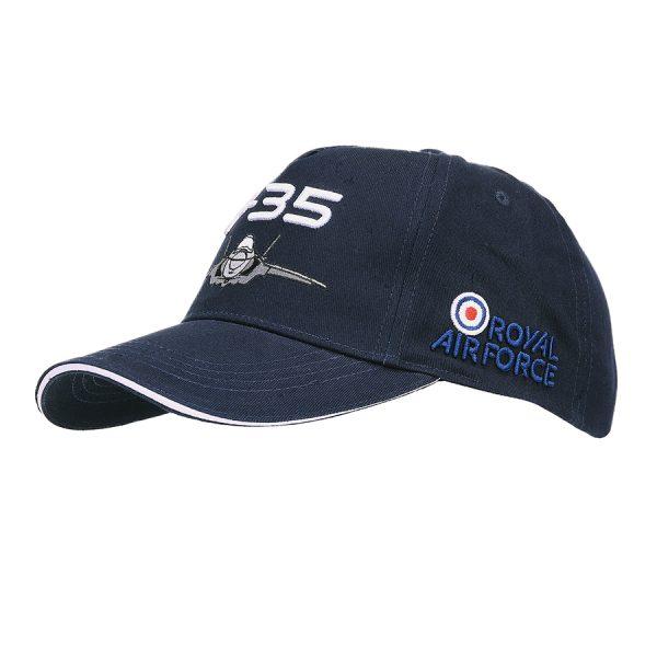 , Fostex Kinder baseball cap F-35 Royal Air Force, deDump.nl