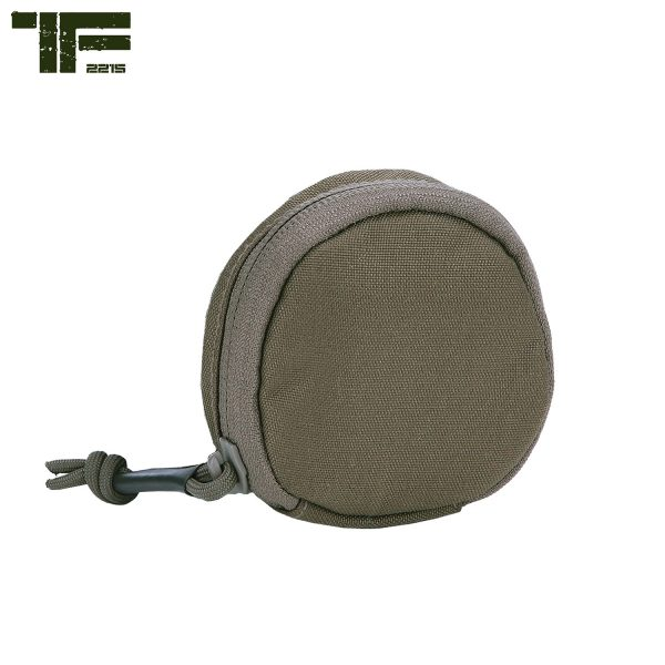 , TF-2215 Circular pouch, deDump.nl