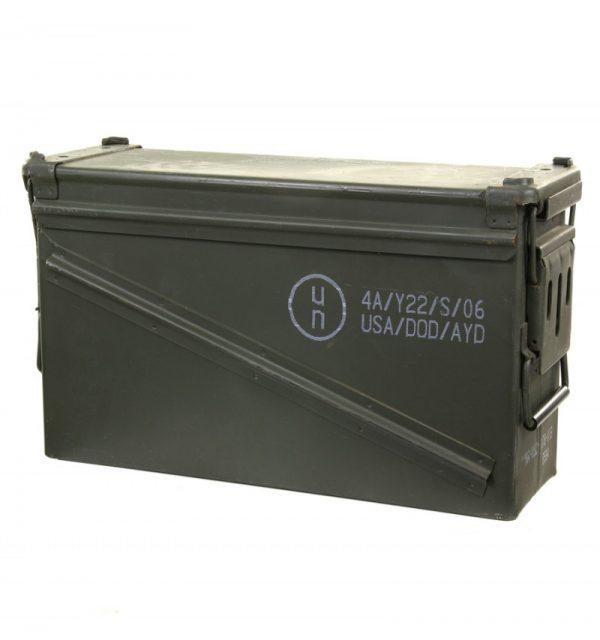 , Munitiekist US groot 40MM Cartridges, deDump.nl