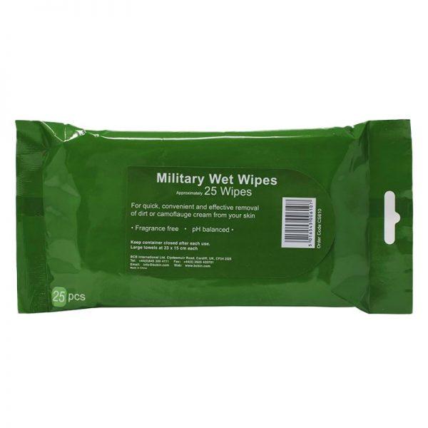 , BCB Military wet wipes, deDump.nl