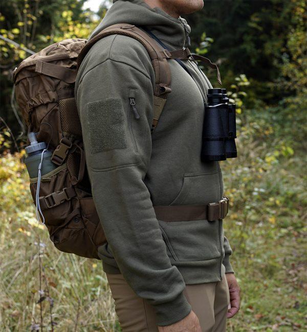 , TF-2215 Tactical hoodie Ranger Green, deDump.nl