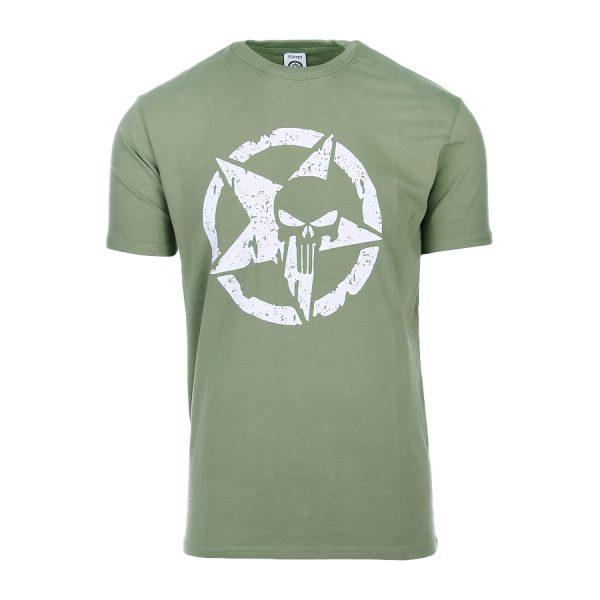 , Fostex T-shirt Allied Star – punisher, deDump.nl
