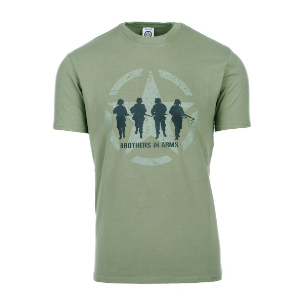 , Fostex T-shirt Brothers in Arms, deDump.nl