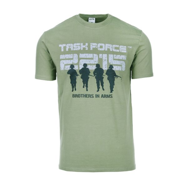 , TF-2215 t-shirt Brothers in Arms, deDump.nl