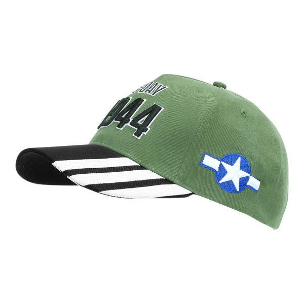 , Fostex Baseball cap D-Day 1944 WWII 3D, deDump.nl