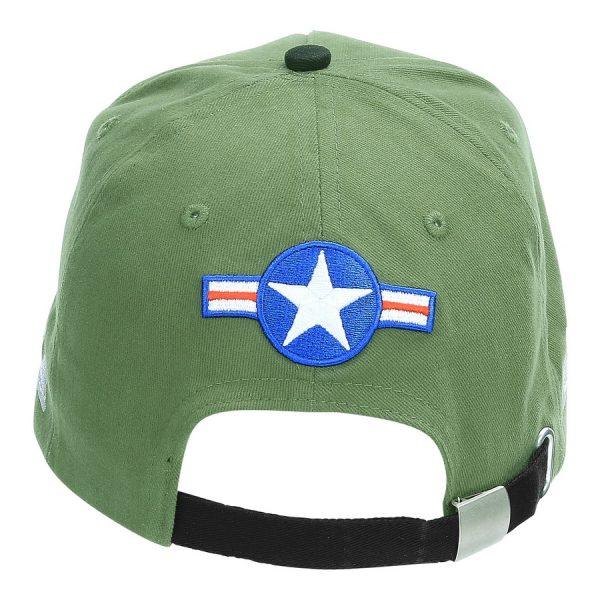 , Fostex Baseball cap P-40E 3D, deDump.nl