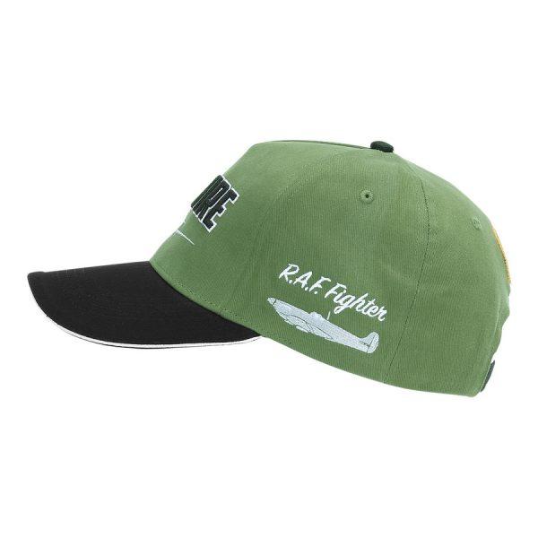 , Fostex Baseball cap Spitfire 3D, deDump.nl