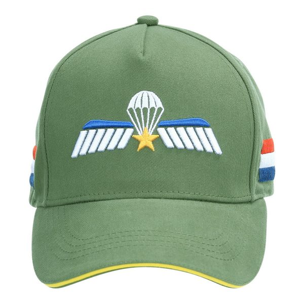 , Fostex Baseball cap Dutch Night Para Wing (with star) 3D, deDump.nl