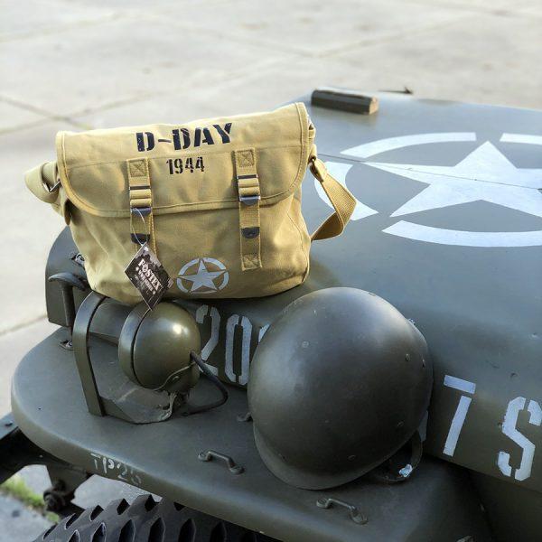 , Fostex Pukkel D-Day 1944, deDump.nl