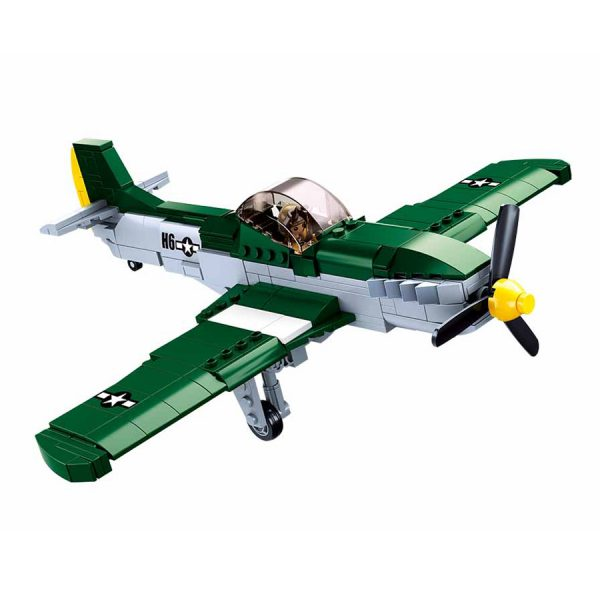 , Sluban American Fighter M38-B0857 #16120, deDump.nl
