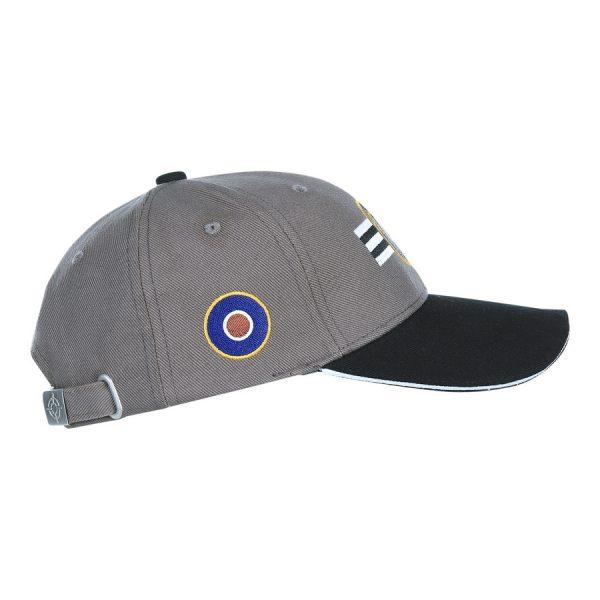 , Fostex Baseball cap Royal Air Force Invasion Stripes 3D, deDump.nl