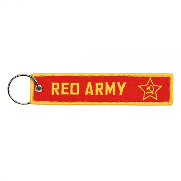 , Sleutelhanger Red Army #93, deDump.nl