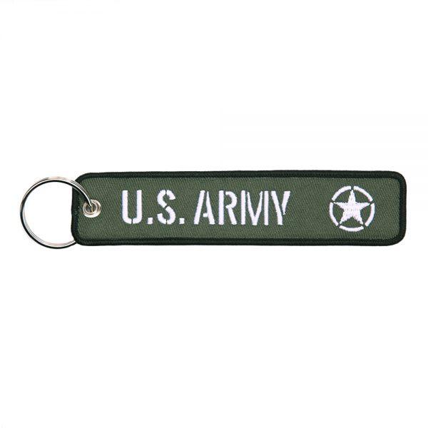 , Sleutelhanger U.S. Army #96, deDump.nl