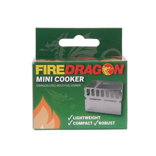 , BCB Mini cooker Fire dragon CN360, deDump.nl