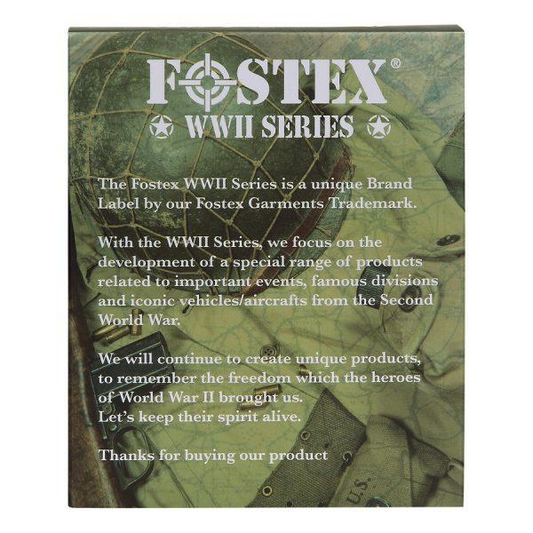 , Fostex Zakfles 6 ounce USAF Invasion Stripes, deDump.nl