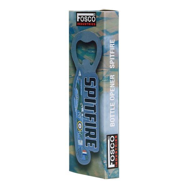 , Fosco Flesopener 3D PVC Spitfire, deDump.nl