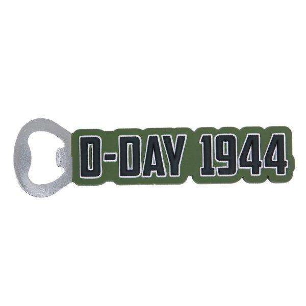 , Fosco Flesopener 3D PVC D-Day 1944, deDump.nl