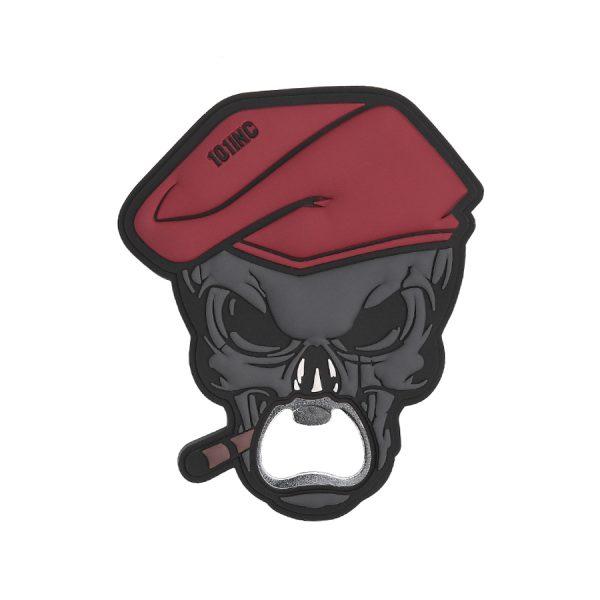 , Fosco Flesopener 3D PVC Skull sigaar, deDump.nl