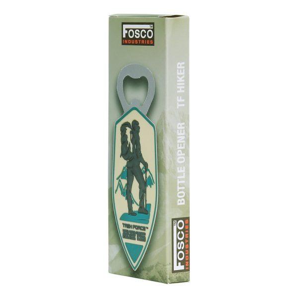 , Fosco Flesopener 3D PVC TF-2215 Hiker, deDump.nl