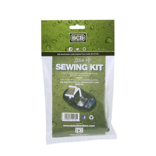 , BCB Sewing kit zwart CJ135A Zwart, deDump.nl