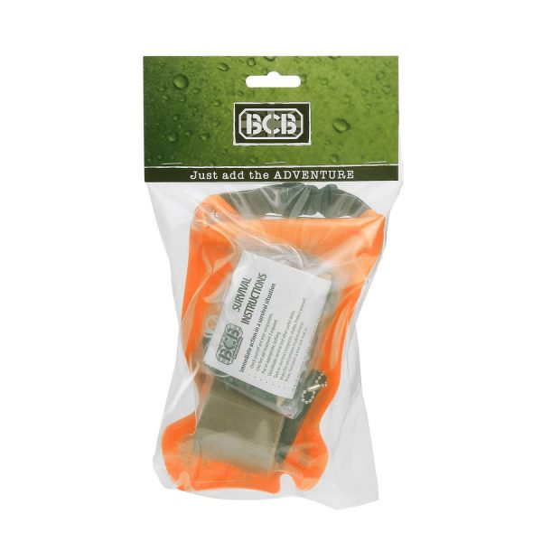, BCB Waterproof survival kit CK050, deDump.nl