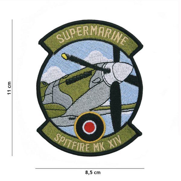 , Embleem stof Spitfire #20019, deDump.nl