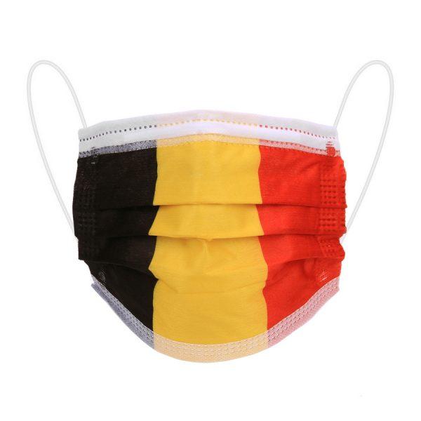 , Mondkapjes België 10 stuks, deDump.nl