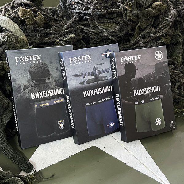 , Fostex Boxershort 101st Airborne, deDump.nl