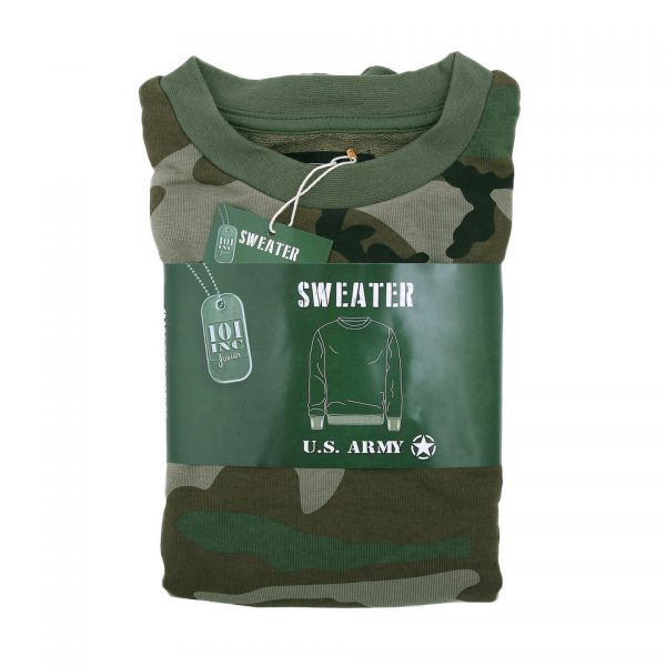 , 101 INC Kinder sweater, deDump.nl